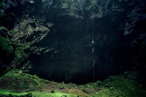 Natural Caves of swallows