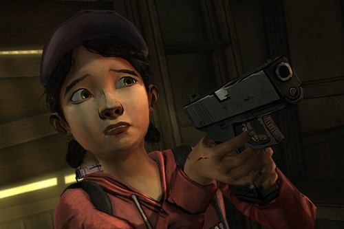 Clementine female game characters