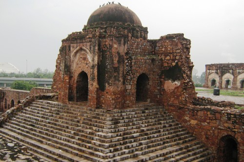 Djinns of Feroz Shah haunted historical monuments