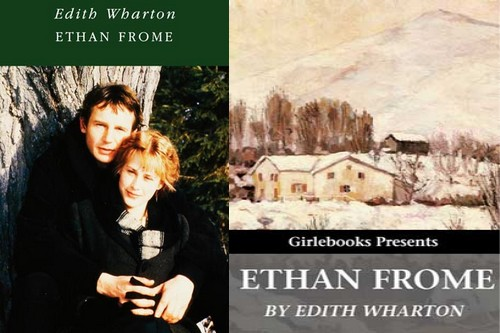 the use of imagery in edith whartons ethan frome Transcript of ethan fromeon imagery and diction in the work on imagery and diction in the work ethan frome throughout the novel, edith wharton sets starkfield, massachusetts as a bleak, depressing backdrop for the story of ethan frome in the novel, the protagonist ethan frome has to face.