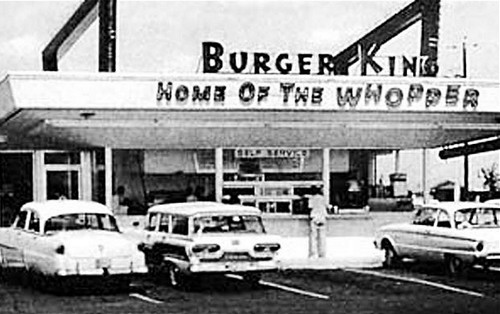 First Burger King, Fast Food Chains