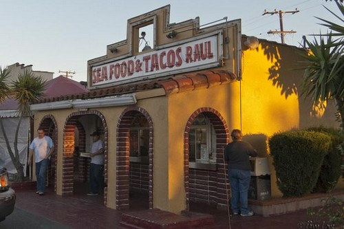 First Taco Bell Fast Food Chains