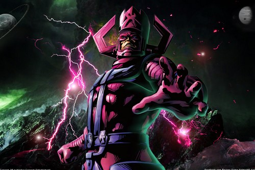 Galactus Comic Book Supervillains