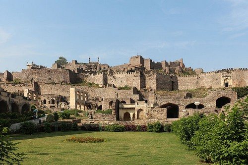 Golkonda Fort, haunted historical monuments