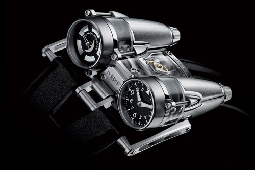 Technologically Advanced Wrist Watches