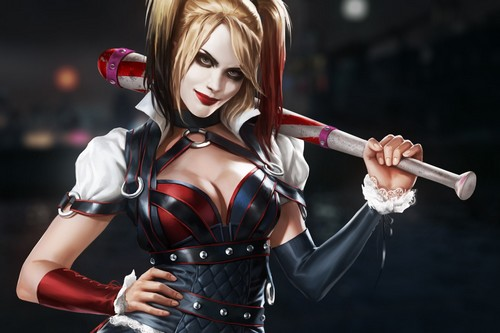 Harley Quinn Comic Book Supervillains
