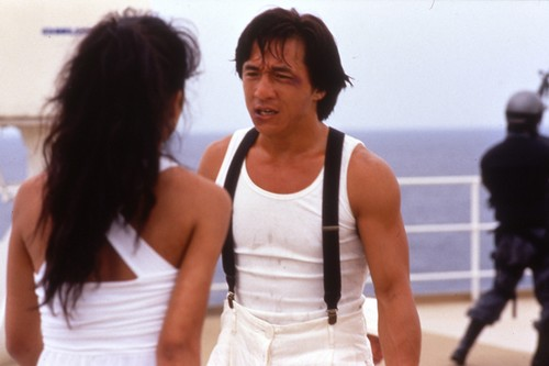Jackie Chan in City Hunter