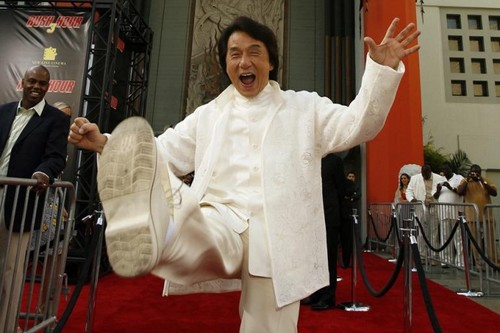 Jackie Chan in Hard to Die