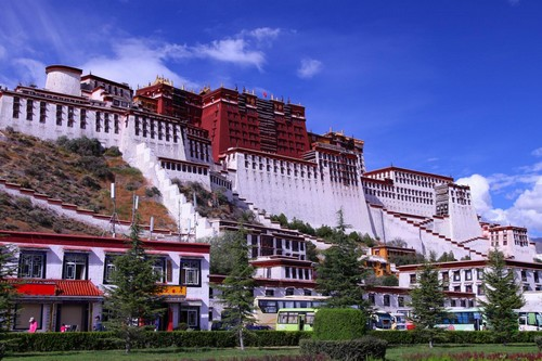 Lhasa Magical Places in Asia
