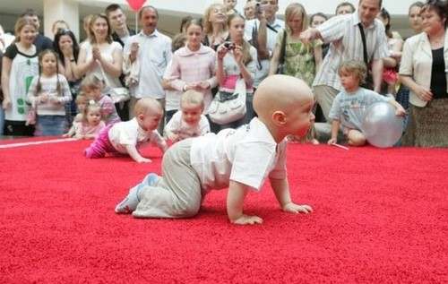 Lithuanian Baby Racing