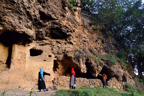 Shah Allah Ditta Asian Caves