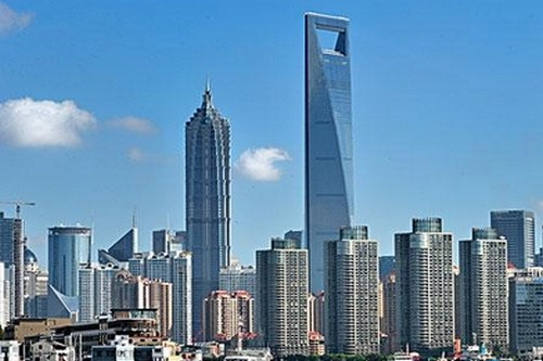 Tallest Buildings in Asia