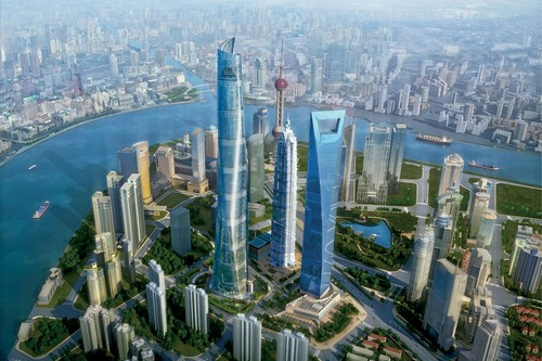 ShanghaiTower_ Tallest Buildings in Asia