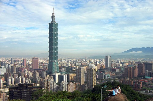 Taipei 101_ Tallest Buildings in Asia