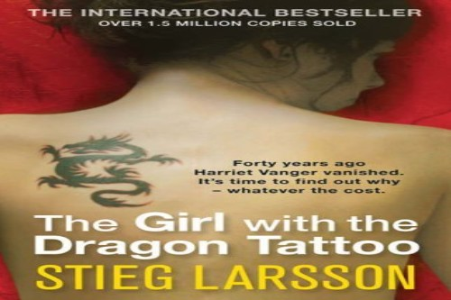Amazing Books Girl With The Dragon Tattoo