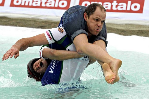 Wife Carrying - Outrageous Sports