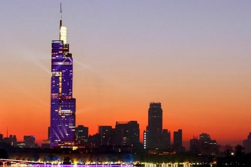 Zifeng Tower- Tallest Buildings in Asia