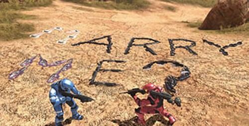 halo proposal wonderslist