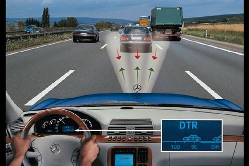 Adaptive Cruise Control Cars