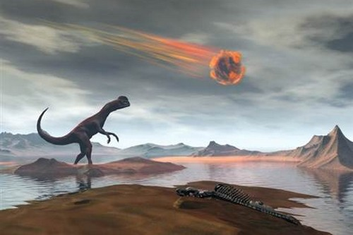 An Asteroid Killed All The Dinosaurs