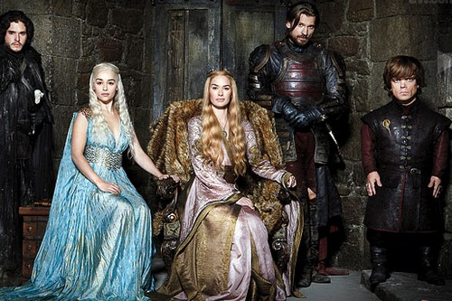 Best Fiction TV Series Game of Thrones