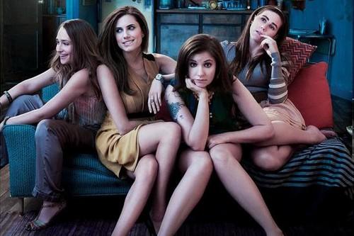 Best Fiction TV Series Girls