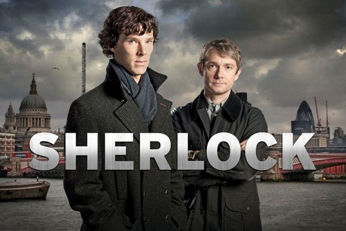 Best Fiction TV Series Sherlock