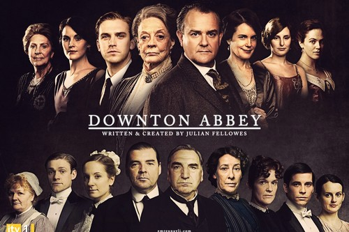 Downton Abbey Best Fiction TV Series