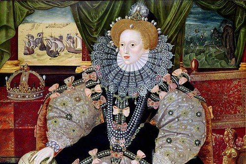 Elizabeth_I_Influential Leaders of Europe