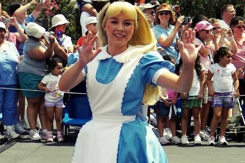 Former Disney Princesses