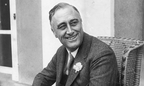 Franklin Delano Roosevelt-Influential Presidents