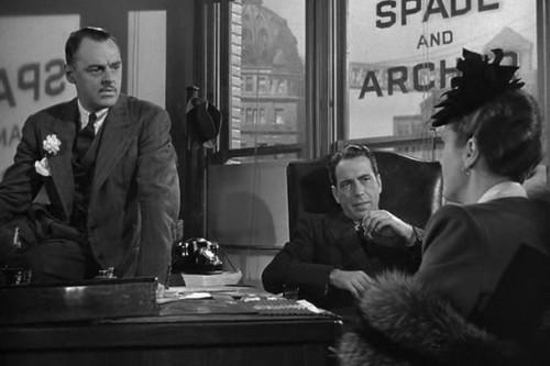 Greatest Detectives in Literature Sam Spade