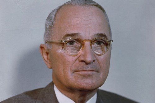 an overview of the doctrine of harry s truman an american president Harry truman: the man and his doctrine profdr ılhan lütem() ( presented to the international conference on harry s truman 1884 • 1972 this man truman 1945 p 80 3from a speech by sen cari hatch 4mc naug' liıon and flehmeyer, op cil p 135 5whiıney (david c) the american presidents.