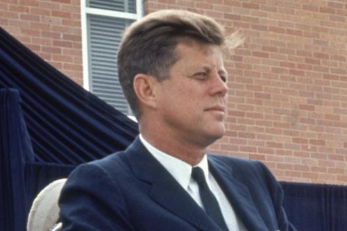 Influential Presidents -Kennedy