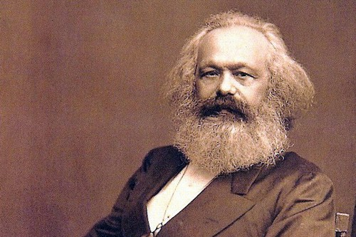 Influential Leaders of Europe Karl Marx