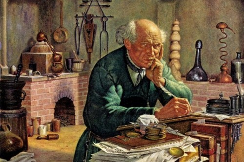 Real Life Wizards Paracelsus