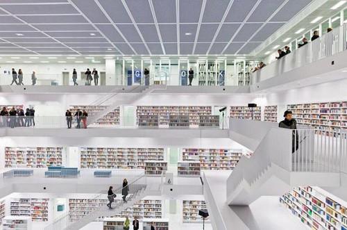art Libraries buildings, Germany