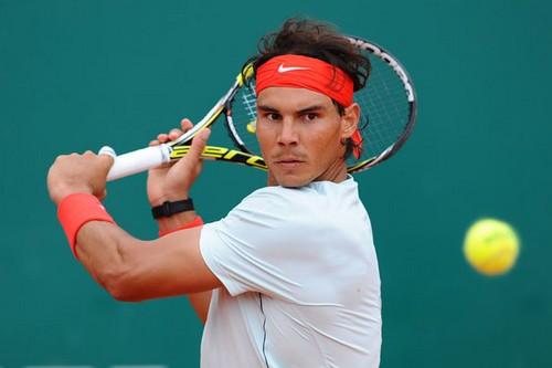 Tennis Star Rafael Nadal