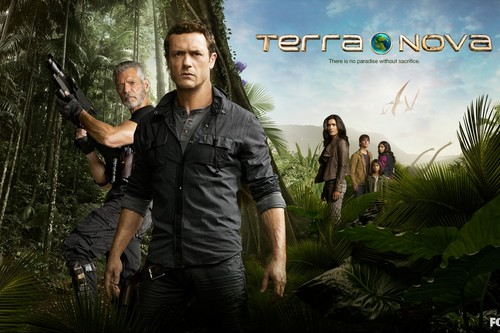 Terra Nova TV Show Wallpapers