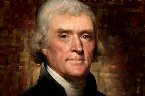 Thomas Jefferson Influential Presidents