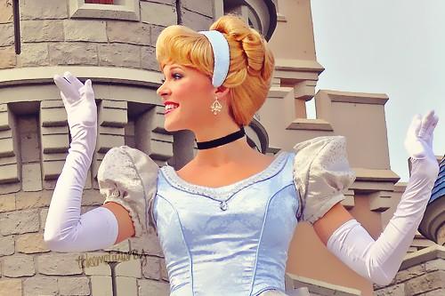 disney world princess cinderella