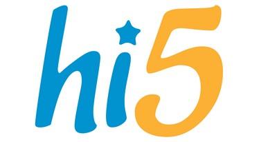 hi5 logo-Social Networking sites
