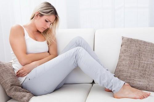 Blonde menstrual pain