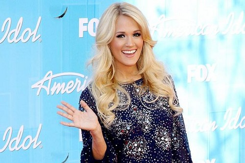 Carrie Underwood-American Idol