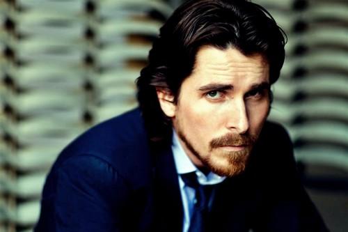 Christian Bale Dashing Pic