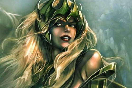 Enchantress Frightening SuperVillainesses