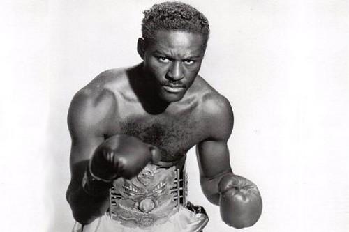 Ezzard Charles Boxer