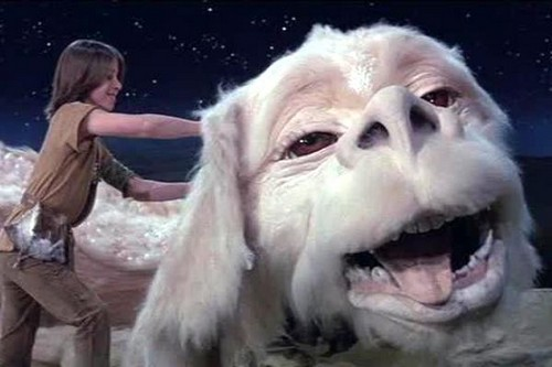 Falkor the Luckdragon