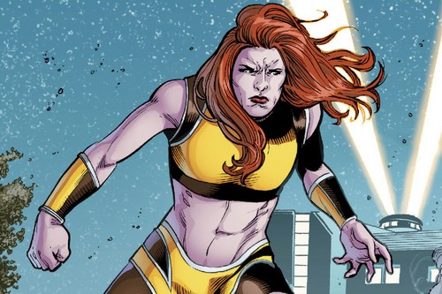 Giganta SuperVillaine