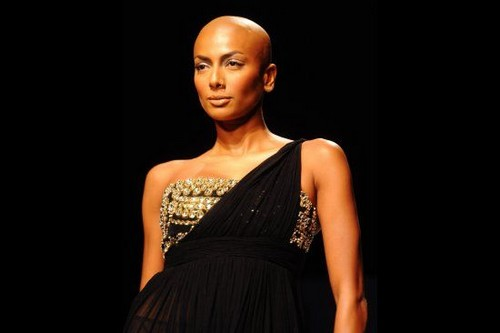 Women Who Rocked The Bald Look